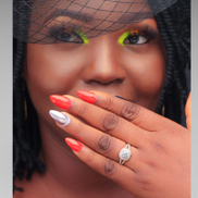 Gold Engagement Ring -01CG42