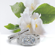 Gold Bridal Set - 06GG43