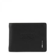Carrera Jeans Dave Men's Leather WalletsCB621 - Black