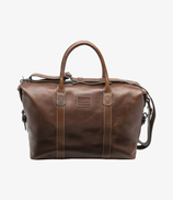 Loake Balmoral weekend Leather bag - Brown