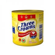 Three Crowns 160g Evaporated Milk 160g x 9