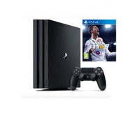 Sony PS4 Game Console 1TB HDD + Free FIFA 2018 Game Disc