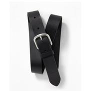 Classy Black Italian Pure Leather Belt