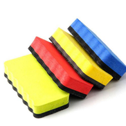4pcs High Quality Magnetic White Board Erasers Stationery