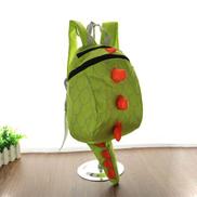 Cartoon Dinosaur Anti Lost Backpack Baby Toddler Anti-lost Reminder Leash Harness Strap Walker Kids Kindergarten Schoolbag Bag Green