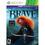 Brave The Video Game for Nintendo DS