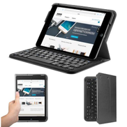 Anker Bluetooth Folio Keyboard Case For Ipad Mini 3 2 Mini