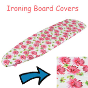 Ultra Thick Felt Heat Resisting Elastic Ironing Board Cover Easy Fitted 140x50cm