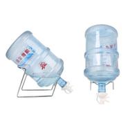 Dispenser Bottle Slanted Stand And Tap