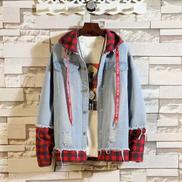 Men's Fashion Sports N Hooded Jacket Sweater