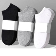 Quality Ankle Socks For Men - Six Pieces-in-1