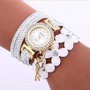 Fulaida Wrist Watches Ladies Luxury Bracelet Watch -White