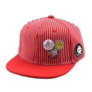 Baseball Cap Snapback Cap Children Stripe For Boys And Girls