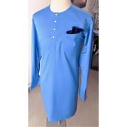 DesubClassic Men Native Dress - Blue