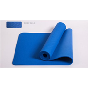 Yoga Double Non-slip Execrise Mat , Made Of Tpe Material