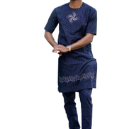 Senator Native Wear - Blue