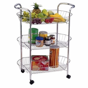 Kitchen Trolley With Wheels
