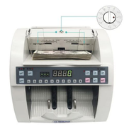 Ribao BC-2000V UV MG Heavy Duty High Speed Currency Counter For Bank Consumers And Retailers