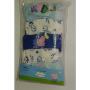 Peacocks 5 Pack Peppa Pig Boys Brief - Multicolour