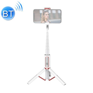 Bluetooth Wireless Tripod Selfie StickWhite