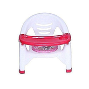 Fancy Baby Kid's Children's Chair With Attached Table Top