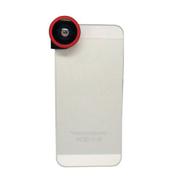 3 In 1 Phone Photo Camera Lens 180 Fisheye Macro 0.67X