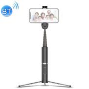 One-piece Lipstick Shape Wireless Bluetooth Selfie Stick With Hidden Tripod & Remote Control