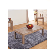 Universal Brown Oak Artemie Modern 3-Piece Coffee And End Table Set Lagos Delivery Only