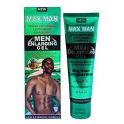 Max Man Men's Enhancement Pleasure Gel - 100 NATURAL
