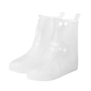 Fashion Women Reusable Tube Boots Children Transparent
