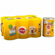 Pedigree Puppy In Jelly Can Food