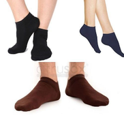 3 Pairs Quality Unisex Ankle Socks