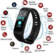 Generic Y5 Smart Bracelet Intelligent HeartRate Pulse Blood Pressure