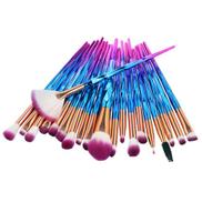 Makeup Brush Set - Cosmetics Make Up Brushes Sets 20PCS