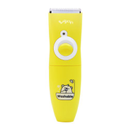 Yijan Professional Mini Baby Children Kids Hair Clipper Trimmer Electric Hairdressing Tool Yellow