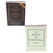 Jumia Books The Rules Of Work & The Rules Parenting - Richard Templar