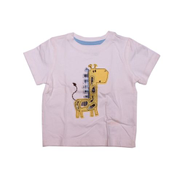 Jumping Beans Boys Graphic Tshirt- White