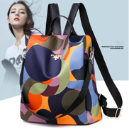 Women Backpack Waterproof Anti-theft School Shoulder Bag