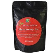 Wan Song Tang 28 Days Detox Flat Tummy Tea - 28 Tea Bags