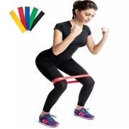 5 Pcs Elastic Sports Resistance Band Yoga Fitness Stretching
