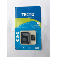 Tecno 32gb Memory Card With Adapter