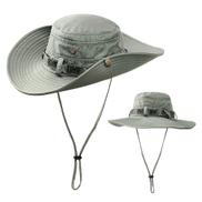 Outdoor Foldable Sun Hat Summer UV Protection Safari Cap