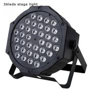 Par Light 6 12 18 36 54LED RGB Stage Lighting DMX512 Club Disco Party Ballroom KTV Bar Wedding DJ Projector Spotlight Led Par
