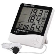 Electronic Digital Thermohygrometer Drug Cooling Cabinet Refrigerator Incubator Aquarium