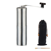 Stainless Steel Coffee Grinder Thickness Adjustable