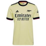 Adidas Arsenal Away Kit 2021 22 Stadium Grade