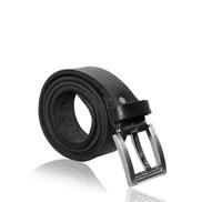 Men's Quality Leather Belt - Black