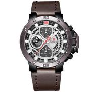 Naviforce Watch Top Brand Man Watches Chronograph Sport Waterproof Clock Man Watches