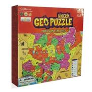 Geotoys Geotoys-Geo Puzzle Nigeria