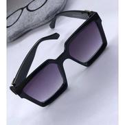 Luxury Dark Square Men's Sunglasses